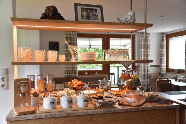 La colazione Garni (B&B) + Appartamenti Birkenau