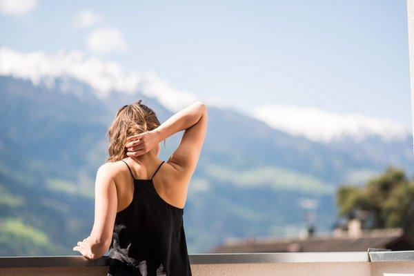 Design Hotel Tyrol Rabland - Hotel 4 stelle Rablà