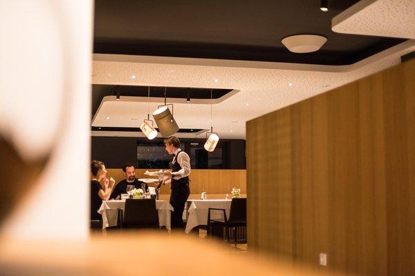 Il ristorante Rablà Design Hotel Tyrol Rabland