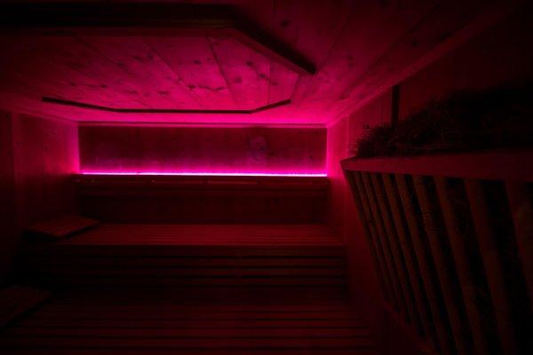 Foto della sauna Rablà