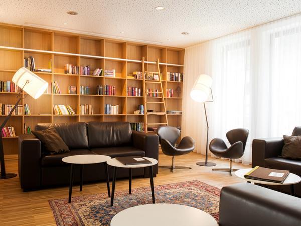 Le parti comuni Design Hotel Tyrol Rabland