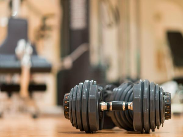 Foto della zona fitness Design Hotel Tyrol Rabland