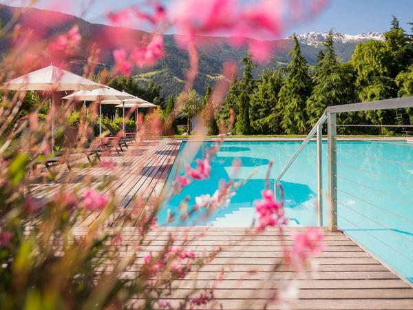 Kleines  Sterne Hotel Naturns Mit Schwimmbad