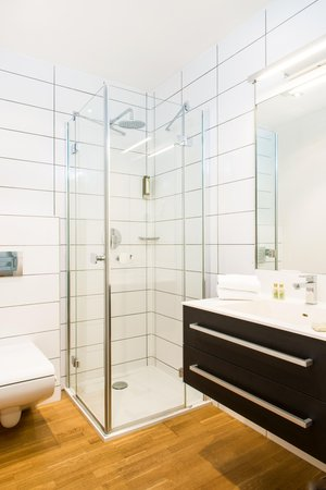 Foto del bagno Design Hotel Tyrol Rabland