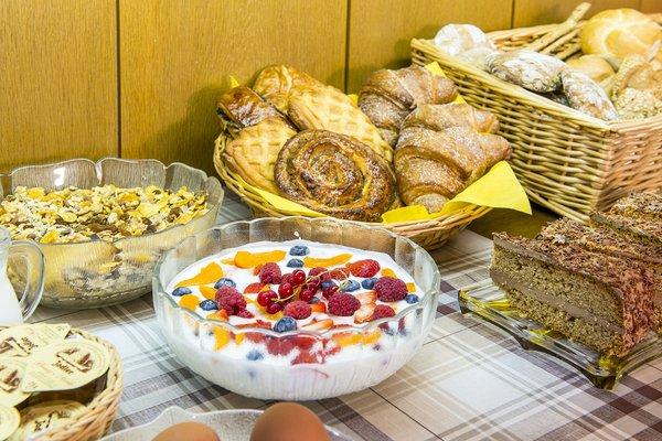 La colazione Lahn - Pensione + Appartamenti 2 stelle