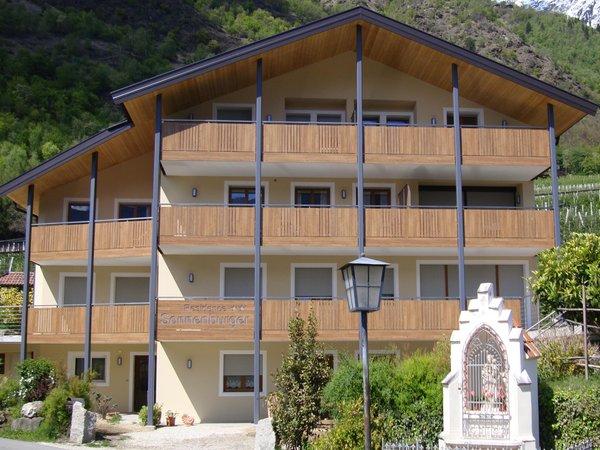 Foto estiva di presentazione Residence Sonnenburger