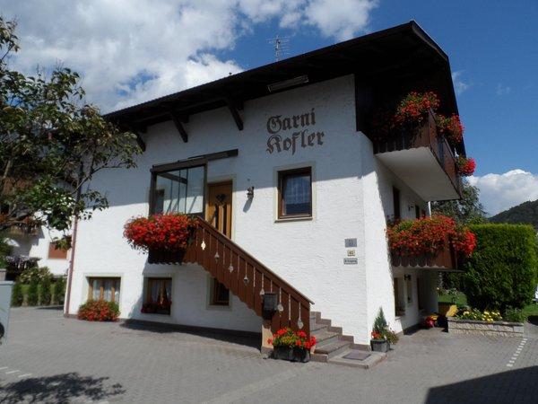 Foto esterno in estate Kofler