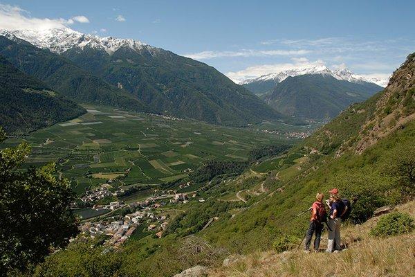 Foto estiva di presentazione Associazione turistica Castelbello - Ciardes