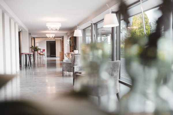 Le parti comuni Hotel + Residence Im Tiefenbrunn