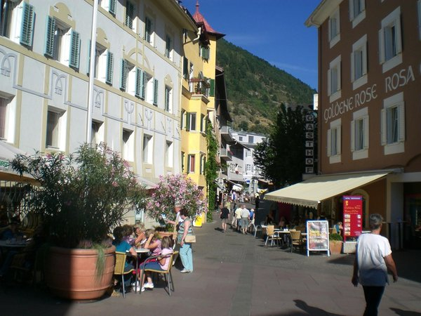 Photo gallery Val Venosta / Vinschgau summer