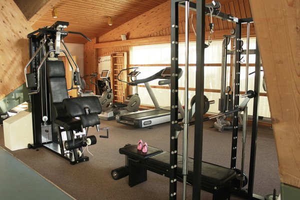 Photo of the fitness area Sporthotel Teresa