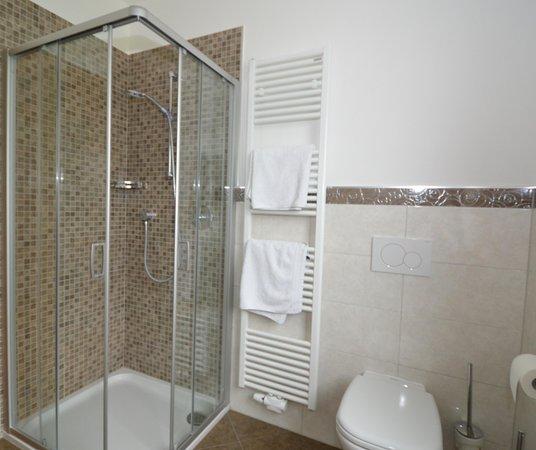 Foto del bagno Appartamenti Kreuzwegerhof