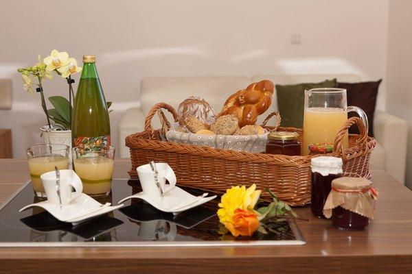 La colazione Kreuzwegerhof - Appartamenti 3 soli