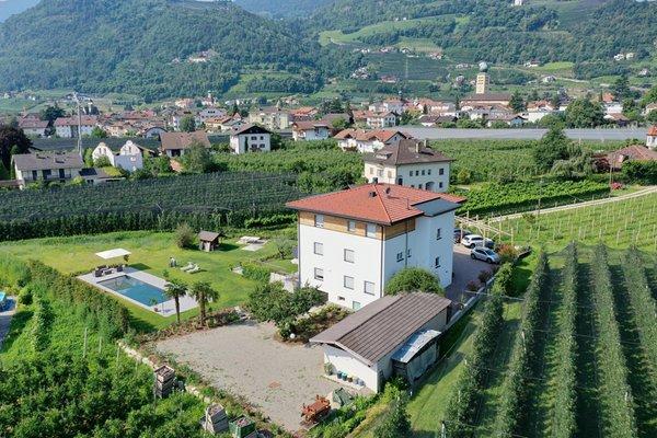 Foto esterno in estate Haus Wiesenstein