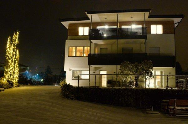 Foto invernale di presentazione Appartamenti Haus Wiesenstein