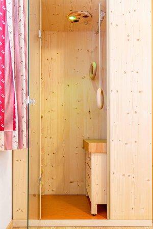 Foto della sauna S. Cassiano - Armentarola