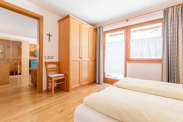 Foto della camera Appartamenti in agriturismo Maso Planat