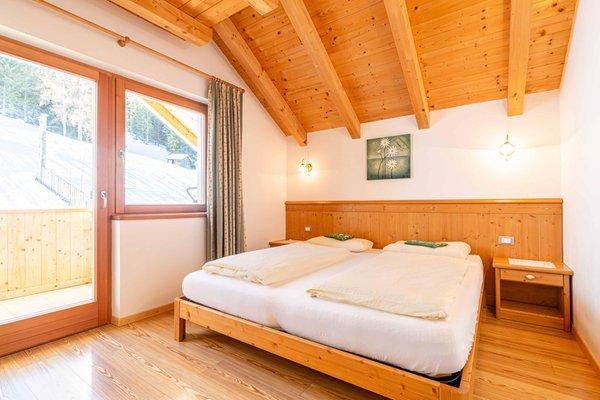 Foto vom Zimmer Ferienwohnungen auf dem Bauernhof Maso Planat