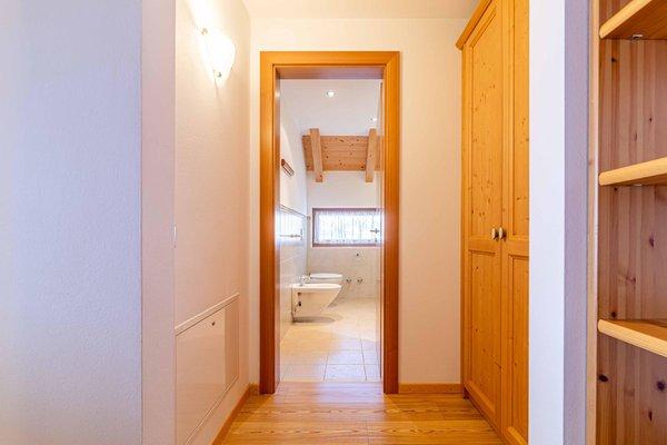 Foto del bagno Appartamenti in agriturismo Maso Planat