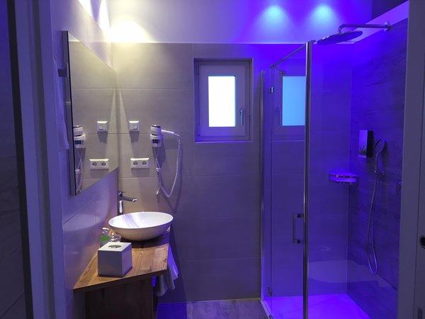 Foto del bagno Hotel + Residence Valtnaungut