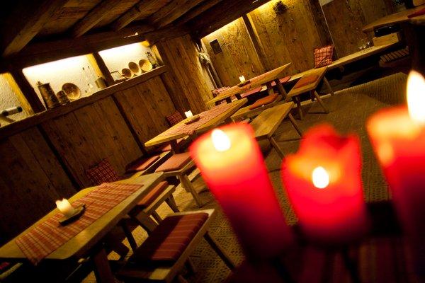Le parti comuni Hotel + Residence Valtnaungut