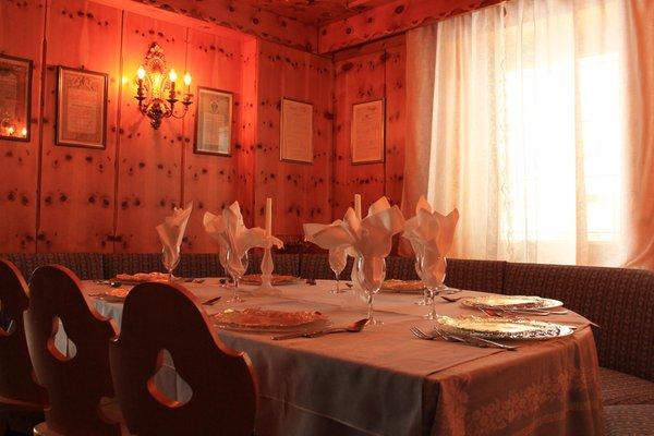 Il ristorante La Villa Aurora