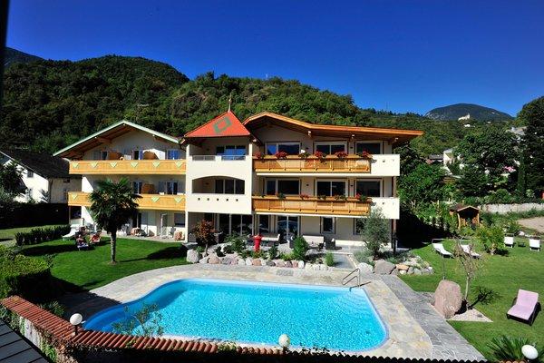 Foto estiva di presentazione Hotel Mehrhauser