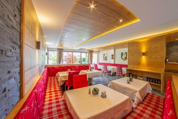 Il ristorante Nalles Mehrhauser