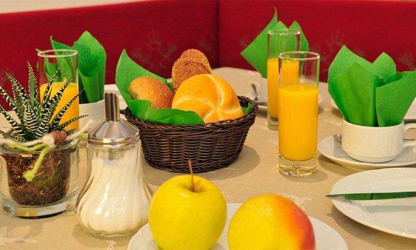 La colazione Hotel Mehrhauser