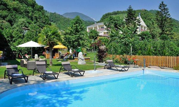 La piscina Hotel Mehrhauser
