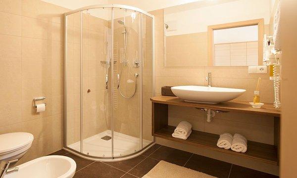 Foto del bagno Hotel Mehrhauser