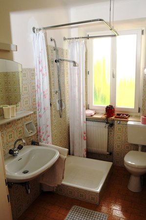 Foto vom Bad Ferienwohnungen Vorhauser