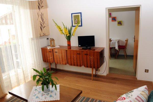 Das Wohnzimmer Ferienwohnungen Vorhauser