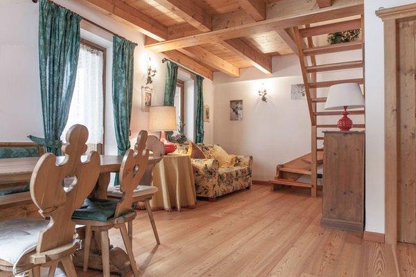 Der Wohnraum La Ciandolada - Ferienwohnungen