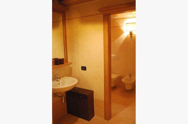 Foto del bagno Appartamenti La Ciandolada