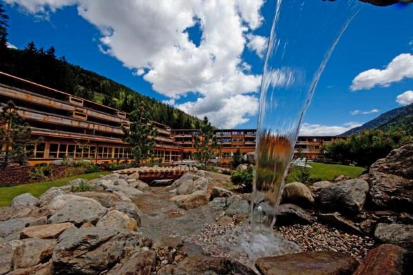 Foto estiva di presentazione Hotel Arosea Life Balance Hotel