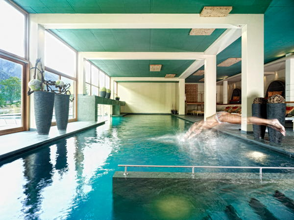 La piscina Hotel Arosea Life Balance Hotel