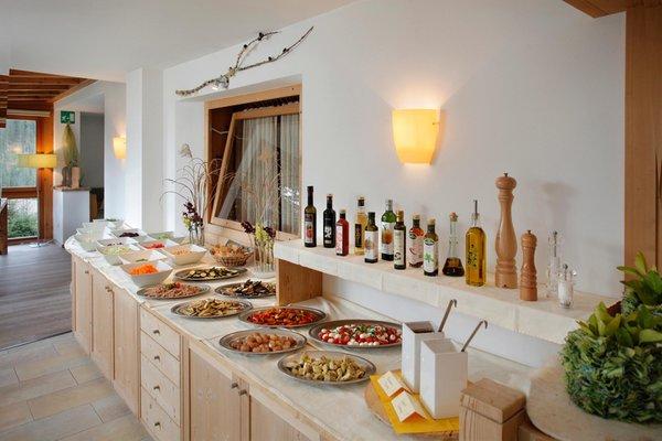 La colazione Vitalhotel Rainer - Hotel 3 stelle sup.