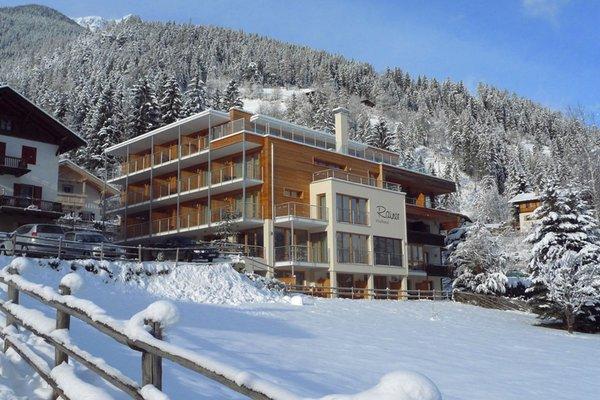 Foto invernale di presentazione Vitalhotel Rainer - Hotel 3 stelle sup.