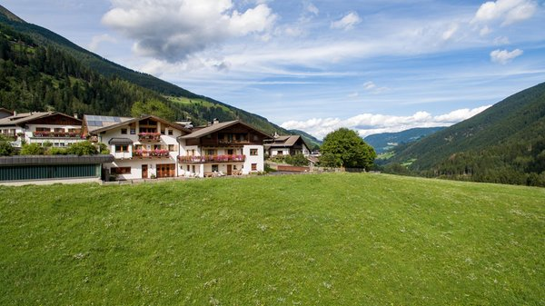 La posizione Blumenresidence Karnutsch Santa Valburga (Val d'Ultimo)