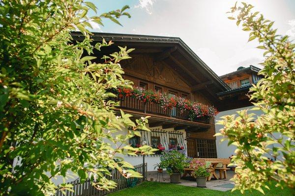 Foto del giardino Santa Valburga (Val d'Ultimo)