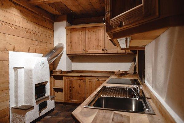 Foto della cucina Blumenresidence Karnutsch