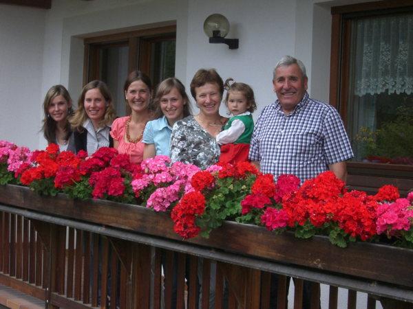 Blumenresidence Karnutsch - Residence 3 stelle Santa Valburga (Val d'Ultimo)