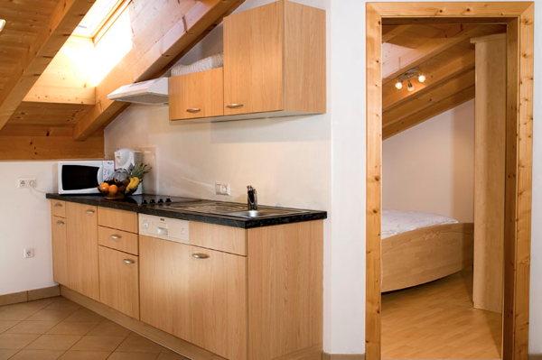 Foto della cucina Zeppenhof