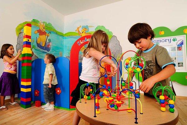 La sala giochi Guesthouse St. Nikolaus