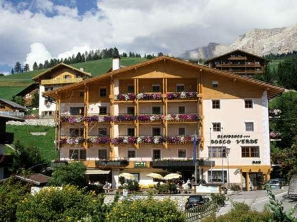 Sommer Präsentationsbild Residence Bosco Verde