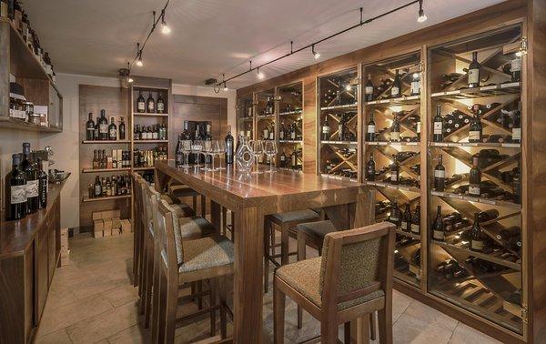 La cantina dei vini Scena Hohenwart