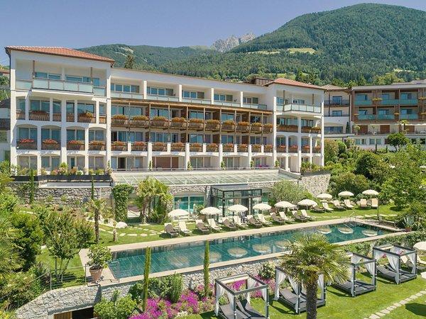 Foto estiva di presentazione Hotel Hohenwart