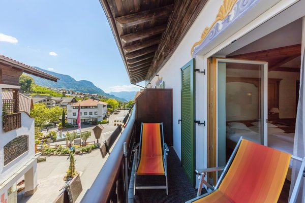 Foto del balcone Schlosswirt