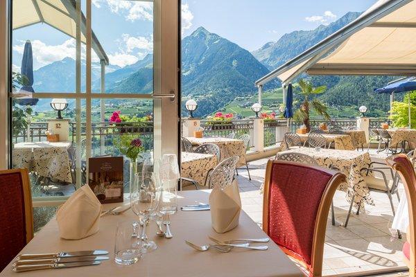 Il ristorante Scena Schlosswirt